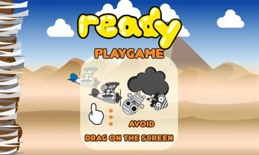 【免費休閒App】Desert Flight-APP點子