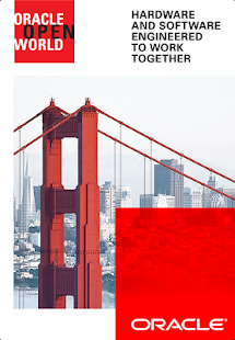 Oracle OpenWorld San Francisco - screenshot thumbnail