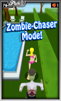 Screenshot of Streaker Run