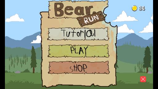 【免費街機App】Bear Run-APP點子