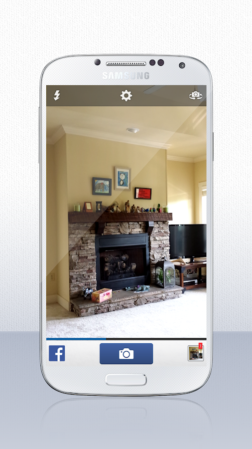 Belynk - Camera for Facebook- screenshot