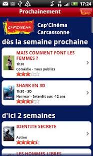 Cap'Cinéma- screenshot thumbnail