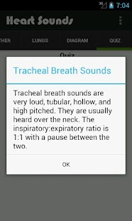 Heart Sounds (+ Lung Sounds) - screenshot thumbnail