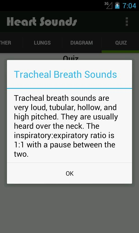 Heart Sounds (+ Lung Sounds) - screenshot