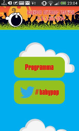 Babypop 2014