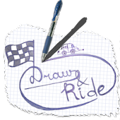 Draw and ride - TRIAL