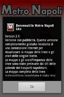 Metro Napoli Lite - screenshot thumbnail