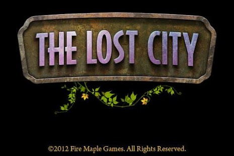 The Lost City - screenshot thumbnail