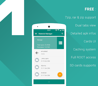 Material Manager PRO 7.3.0 APK