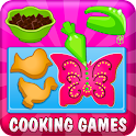 Bake Cookies - Cooking Games icon