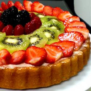 Fruit Jelly Flan Recipes.