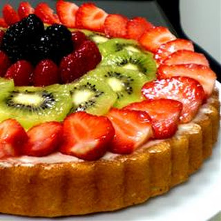 Fruit Flan Dessert Recipes.