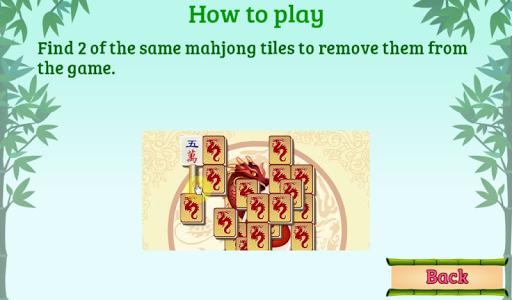 Mahjong Memory Free