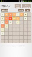 Screenshot of 2048 Plus
