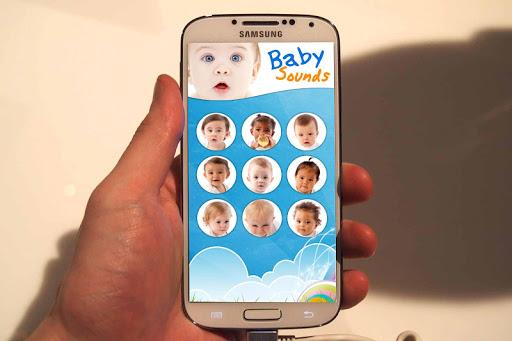 嬰兒聲音|玩益智App免費|玩APPs