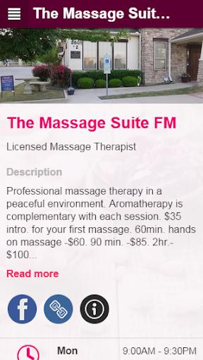 The Massage Suite FM
