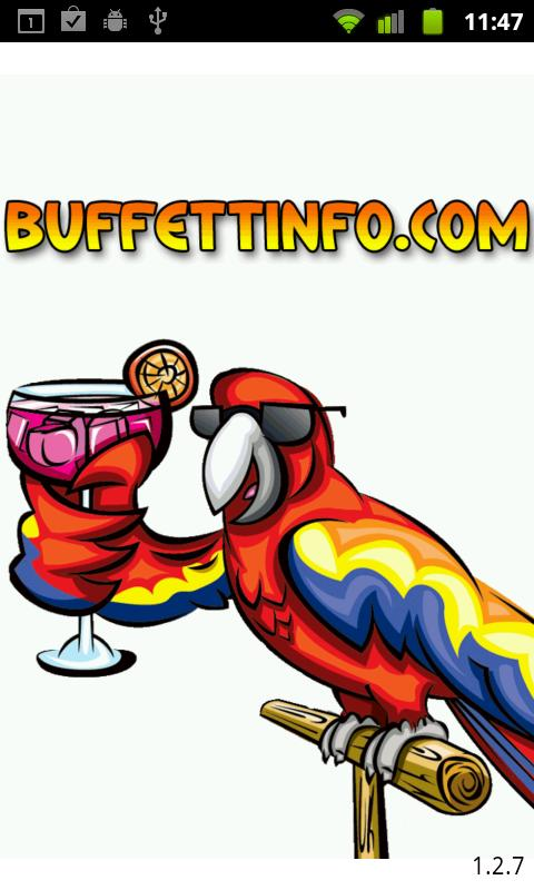 Jimmy Buffett Info- screenshot