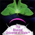 The Musical Universe of Slate logo