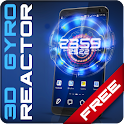 3D Gyro Reactor Free icon