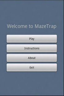 Maze Trap- screenshot thumbnail