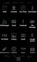 Screenshot of Minimalist_Slate - ADW Theme