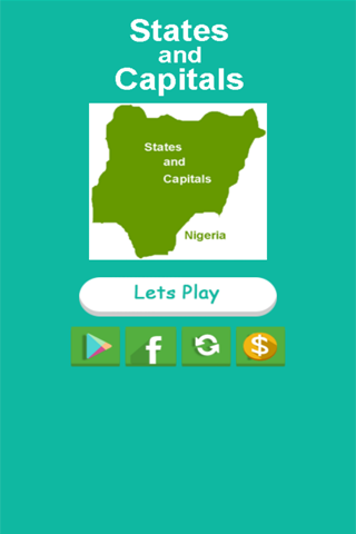 States and Capitals of Nigeria