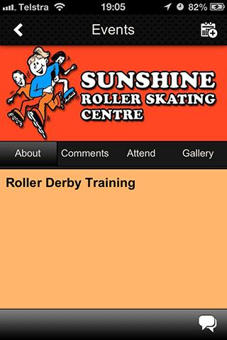 Sunshine Roller Skating Centre for PC