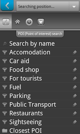 意大利群島 GPS導航|玩旅遊App免費|玩APPs