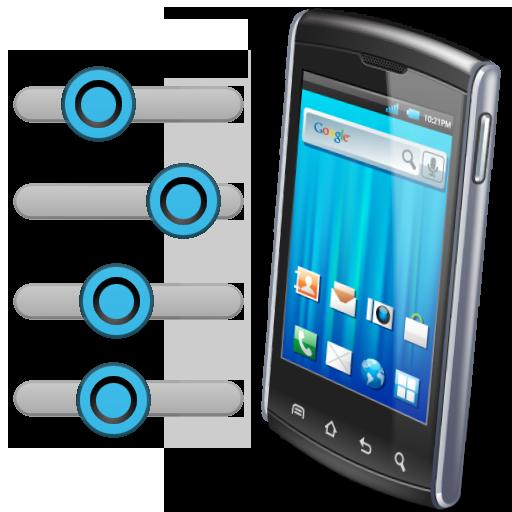 工具の携帯電話操作モード - 昇進 LOGO-HotApp4Game