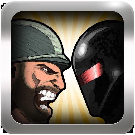 動作必備App|Soldier vs Machines LOGO-綠色工廠好玩App
