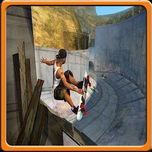 滑板游戏 休閒 App LOGO-APP試玩