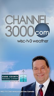 Channel 3000 WISC-TV3 Weather - screenshot thumbnail