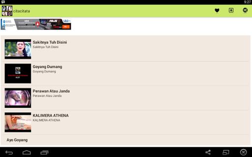 Cita Citata Youtube Video Apps