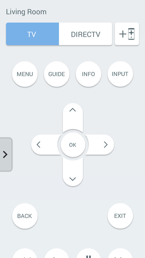 Peel Smart Remote - screenshot