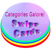 Categories Galore Swipe Cards