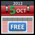 Smart Calendar  + Widgets Free icon