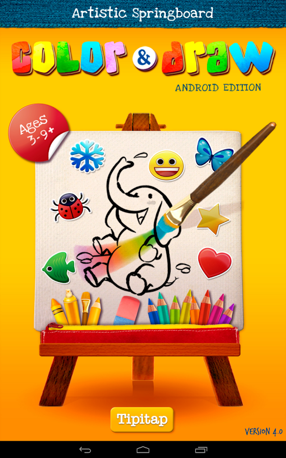 Color & Draw for kids - Android Apps on Google Play