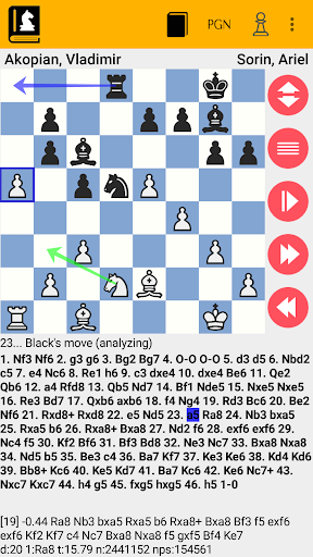 Chess Class - PDF PGN Study