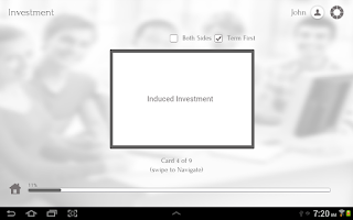 Screenshot of Learn Investment