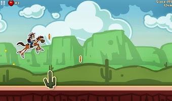 Screenshot of Amazing Cowboy