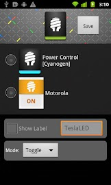 TeslaLED Flashlight Donate Screenshot 4