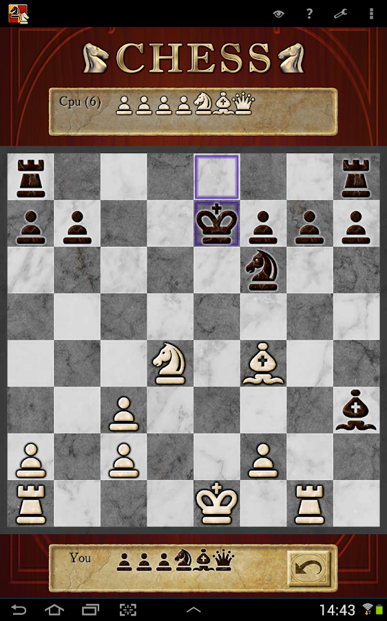 Chess Free - screenshot
