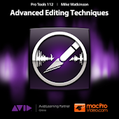Pro Tools 10 Advanced Editing