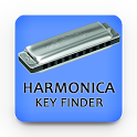 Harmonica Key Finder icon