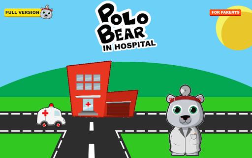 Polo Bear - Gioco Dottore