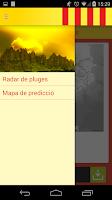 Screenshot of MeteoDroid (obsolet)
