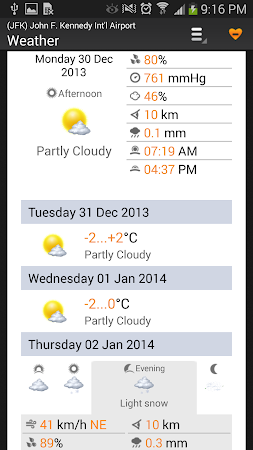 Airline Flight Status Tracking 1.7.5 screenshot 206383
