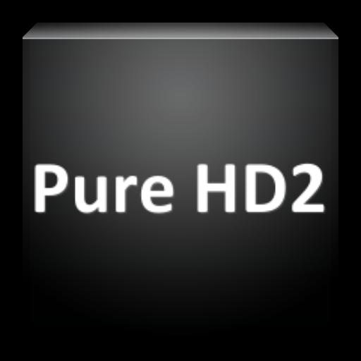 Pure HD2 Apex Nova ADW Theme 個人化 LOGO-阿達玩APP