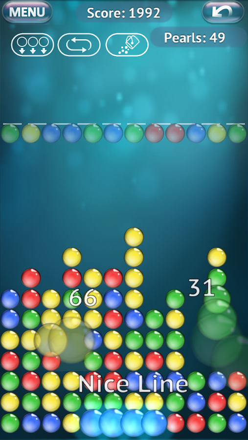 Bubble Explode - screenshot