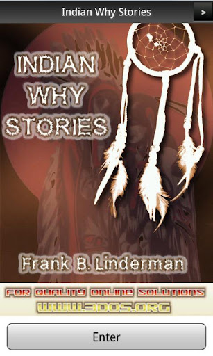 Native Indian Why Stories FREE